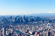 総合1位はどこ?日本の「都市力」ランキング