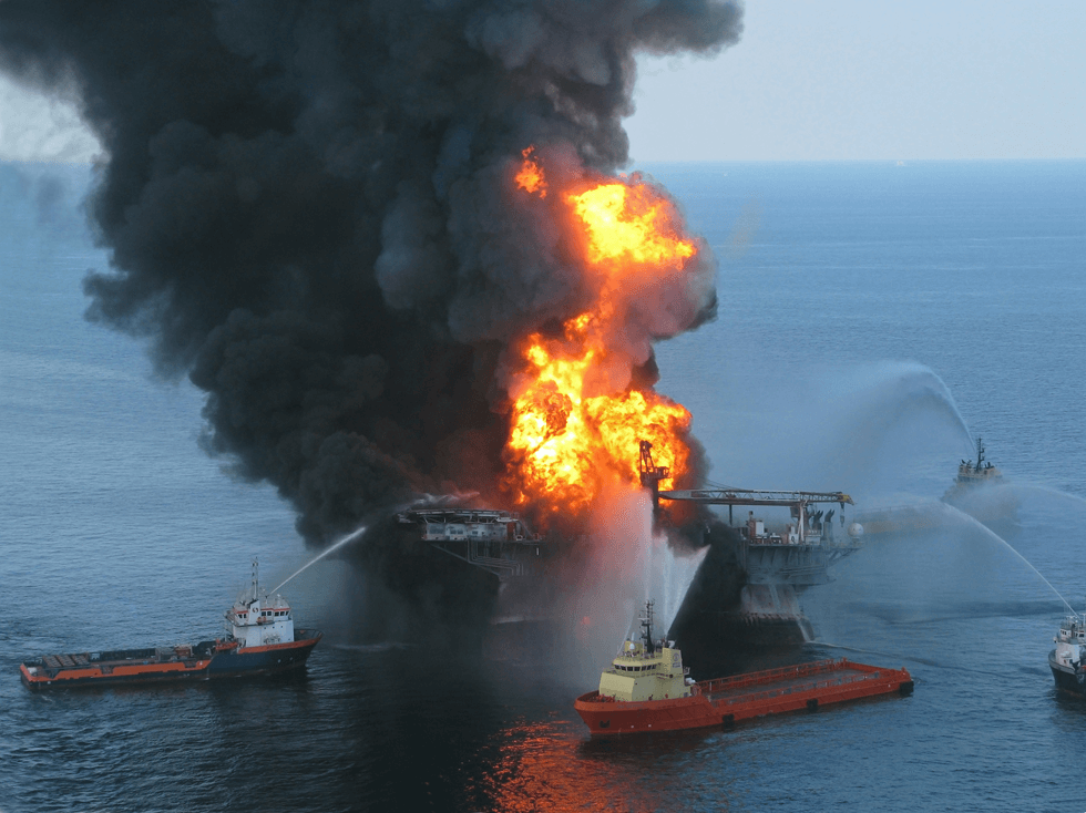 メキシコ湾原油流出事故でも活躍した海中ロボットたち