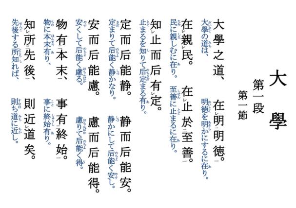「徳」は江戸期の人間形成の基盤
