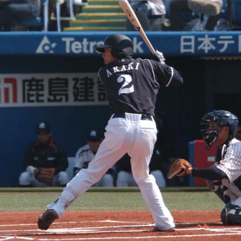 2000安打以外にも500打点、300盗塁の記録も達成が見込める荒木雅博(中日)
