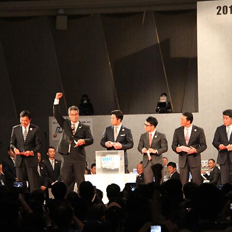 """【12球団ドラフト採点! パ・リーグ編】""""ここで清宮""""の日本ハムは満点。では、50点のチームは?"""