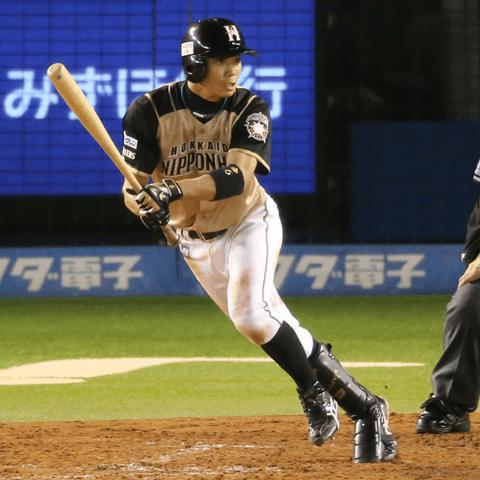 2年連続ファウル王・中島卓也(日本ハム)が生涯初本塁打。そして、今季V3を達成したあの記録とは?